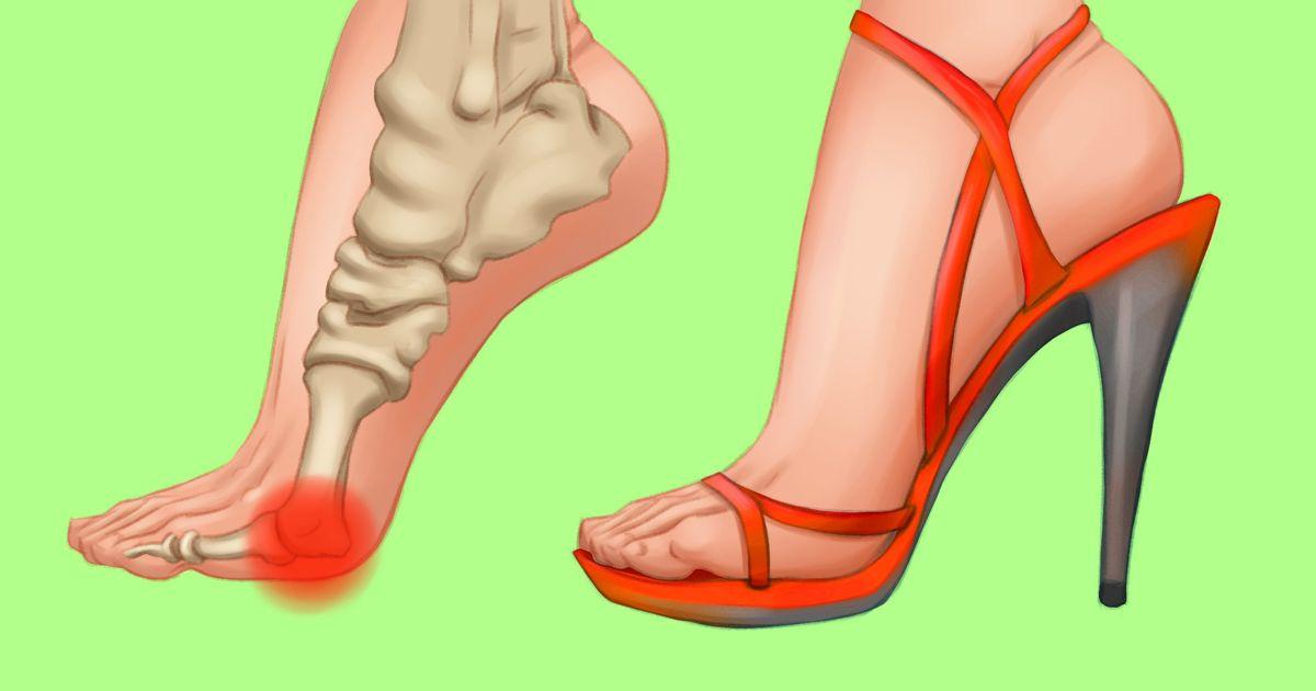 Как комфортно чувствовать себя на высоких каблуках