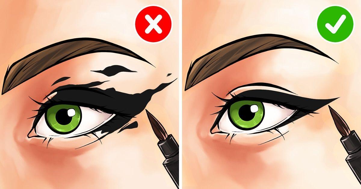 Как сохранить стойкость макияжа на весь день
